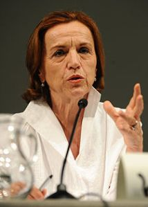 Il Ministro Elsa Fornero