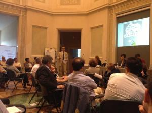 Un mio intervento in ISTAO ad Ancona